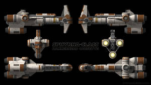 Sphyrna-Class Hammerhead Schematic