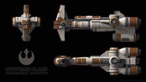 Sphyrna-Class Hammerhead Cruiser