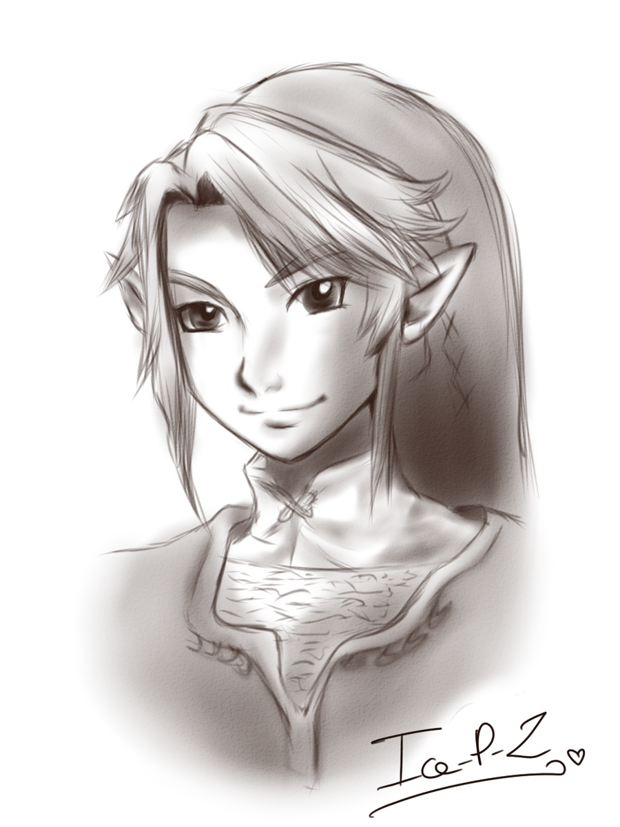 Link by Ice-P-Z