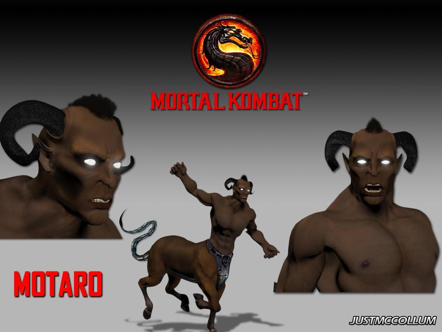 Motaro Mortal Kombat 2011 Look by JustMcCollum on DeviantArt