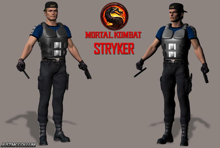 12 Stryker Mort...