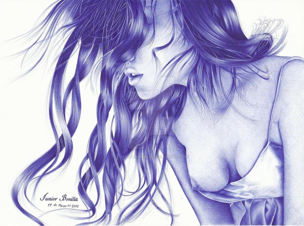 dibujo de sasha grey