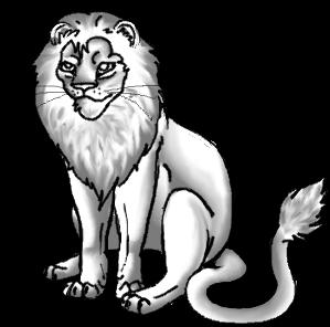 Rhyme/SkySoul Lion_pose_by_mooileven-d51tnpz