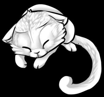 Kitty Freebie by MooiLeven