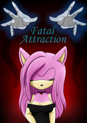 Fatal Attraction Comic Cover by X-SoniaTyler-X