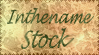 Inthename-Stock Stamp by Inthename-Stock
