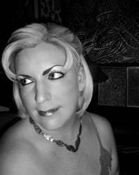 Monochrome Lady 11