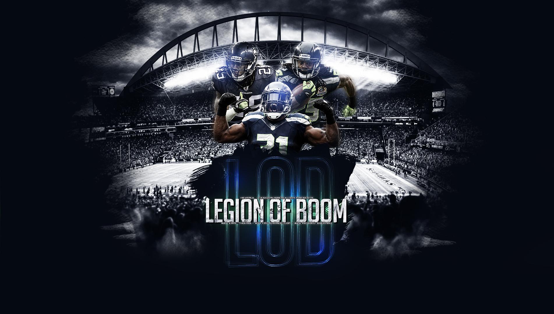 Legion Of Boom Seahawks