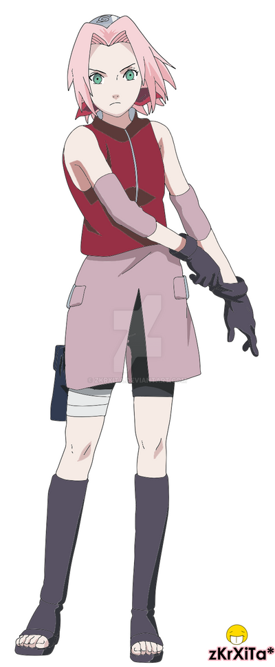 Anime Characters Named Sakura : Image gallery sakura character