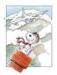 Airforce Snoopy