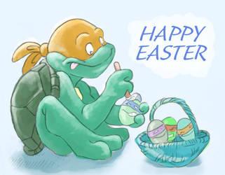 Happy Easter by gryen