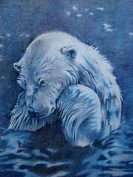 Polar Bear by gryen