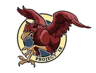Gryphon Logo - Project IX by gryen