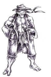 Undercover Raph by gryen