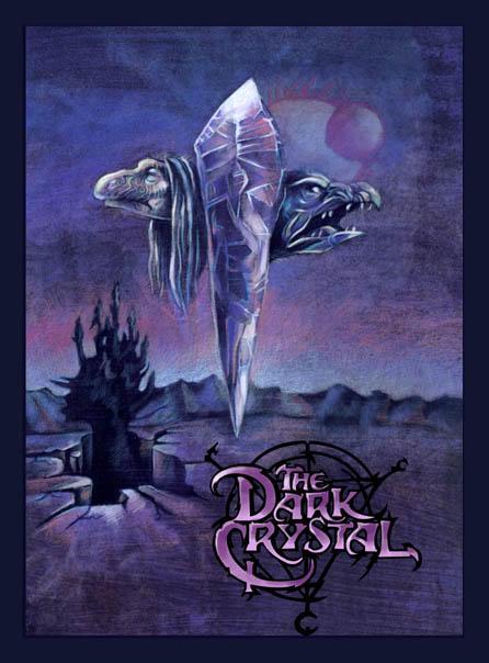 Dark Crystal Poster - Revised by gryen