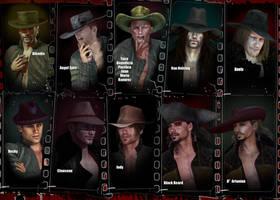 Famous Hat Collection by studioartvartanian