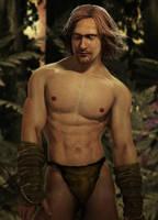 Tarzan III... Iray Tanned Skin by studioartvartanian