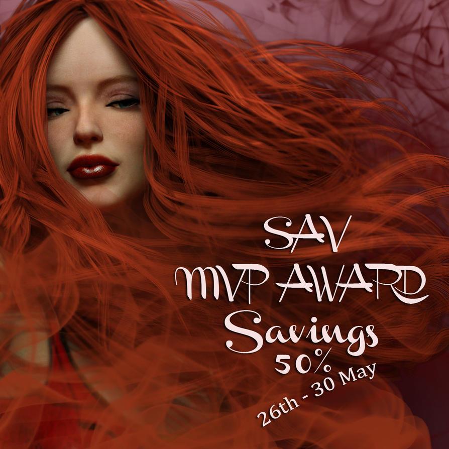 SAV MVP Storwide Sale and new hairset... by studioartvartanian