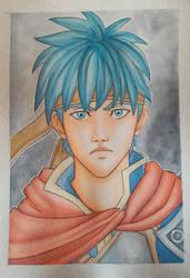Ike Watercolor by xDizzyBx