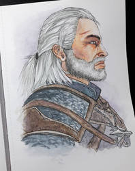 GeraltSketch