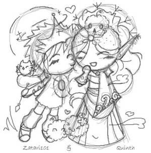 Gaia - Zatari101+Quinth - Kiss