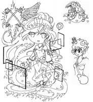Gaia Avatar Art Dump