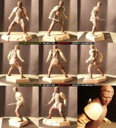 Batman Begins Statue 1 by JIM-SWEET