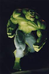 The Incredible HULK sculpture - statue - Photo 33