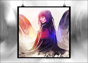 Anthem Of THE ANGEL. DIGITAL ART by 3623421