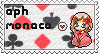 APH Monaco stamp by ymynysol