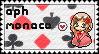 APH Monaco stamp by ymynysol