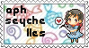 APH Seychelles stamp by ymynysol