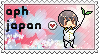 APH Japan stamp by ymynysol