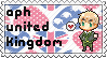 APH UK stamp by leithlisi