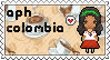 APH OC!Colombia stamp by leithlisi