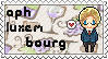 APH OC!Luxembourg stamp by ymynysol