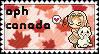 APH Canada stamp by ymynysol