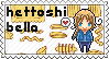 APH Hettoshi Bella stamp by ymynysol