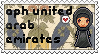 APH OC!UAE stamp by leithlisi