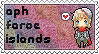 APH OC!Faroe Islands stamp (2) by ymynysol