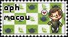 APH Macau stamp by ymynysol