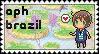 APH OC!Brazil stamp (2) by ymynysol