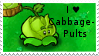 PvZ Stamp: I love Cabbage-Pults by Shadow-Cipher