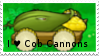 PvZ Stamp: I love Cob Cannons by Shadow-Cipher