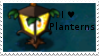 PvZ Stamp: I love Planterns by Shadow-Cipher