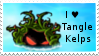 PvZ Stamp: I love Tangle Kelp by Shadow-Cipher