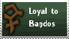 Bandos Loyalty Stamp by Shadow-Cipher