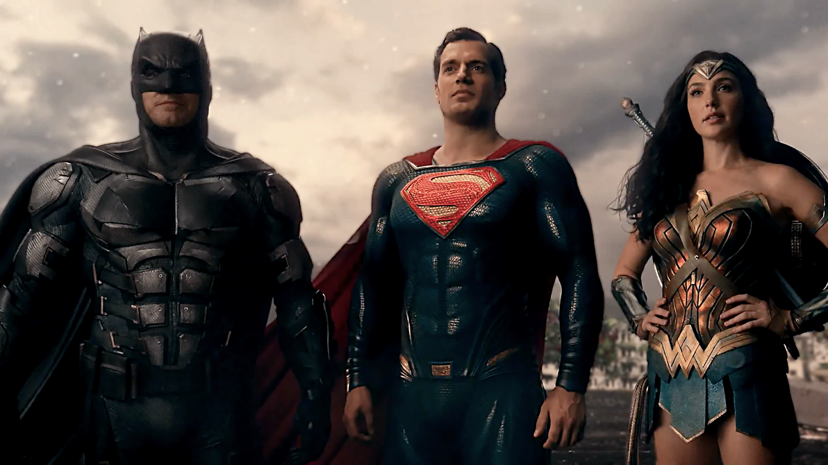 Image result for justice league trinity shot