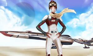 Me - The salarian pilot