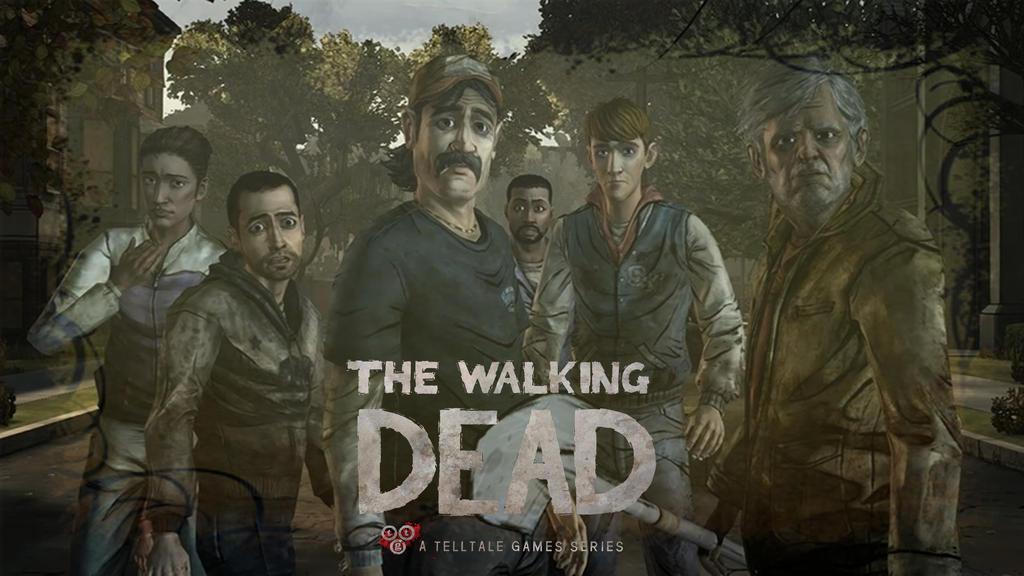 The Walking Dead Game - Wallpaper by GoldenArrow253 ...